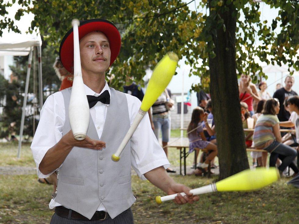 Festival humoru ve Veselé u Mnichova Hradiště