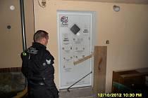 Strážníci Městské policie zabránili vyloupení domu