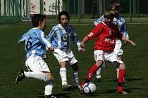 Žákovská liga (mladší žáci): FK Mladá Boleslav - FK Pardubice