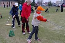 Dětský příměstský tábor na Golfu Mladá Bolelslav