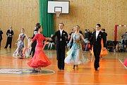 Benáteckého poháru v Benátkách nad Jizerou se zúčastnilo sedm desítek tanečních párů