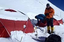 Expedice Dhaulagiri balí druhý výškový tábor