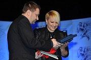 Slavnostní galavečer k vyhlášení ankety Sportovec roku 2012