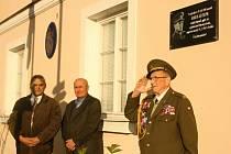 Oslavy 28. října byly v Klášteře Hradišti nad Jizerou spojeny s odhalením pamětní desky rodákovi, legionářovi a odbojáři Josefu Jáchymovi.