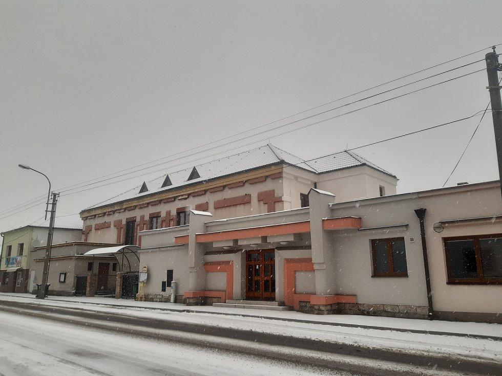 Brodce - Sokolovna