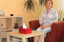 Jitka Herzánová, psychoterapeutka, která pomůže dětem i dospělým
