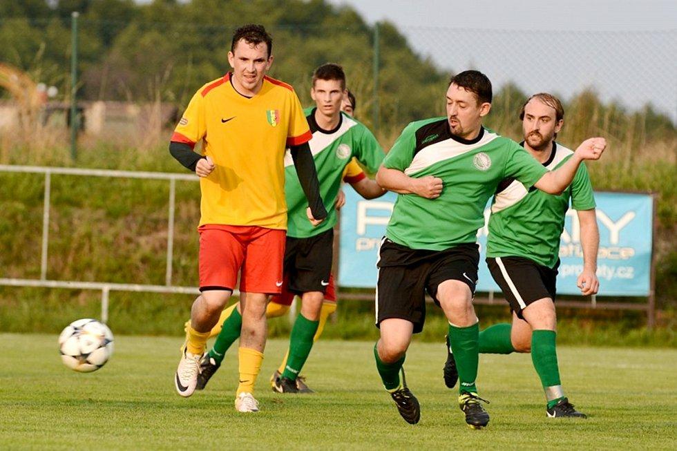 III. třída: Jivina - Sporting Mladá Boleslav