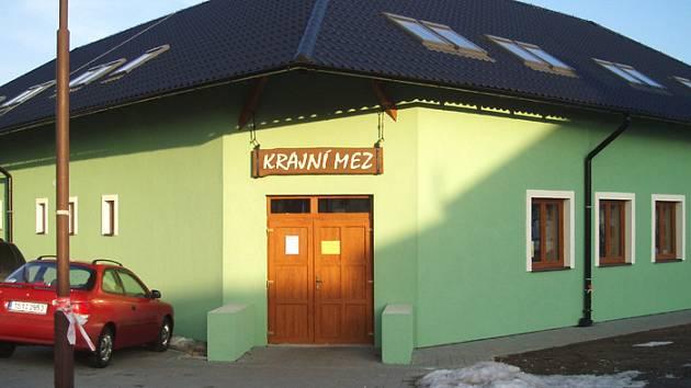 Nekuřácká restaurace v Debři Krajní mez.