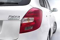 Nová Škoda Fabia GreenLine II.