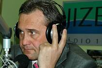 Prezident FK Mladá Boleslav Josef Dufek v Rádiu Jizera.