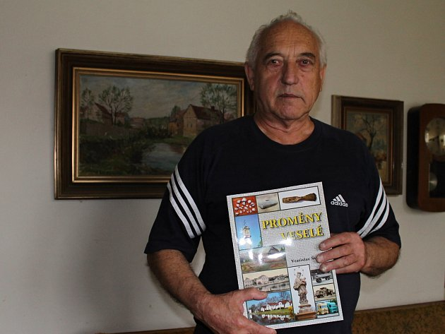 Strojař a nyní regionální historik Vratislav Šverma by před lety rozhodně nehádal, že jednou napíše knihu.