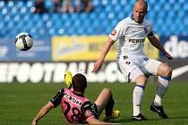 Fotbal FC Baník Ostrava - FK Mladá Boleslav.