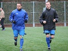 Aleš Kohout (vpravo)