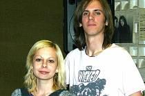 Jan Frumar a Jana Doležalová