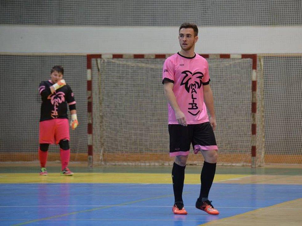 II. liga západ: Malibu Mladá Boleslav - Rapid Ústí nad Labem.