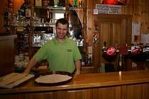 Provozovatel restaurace U Mendlíků Tomáš Pliska