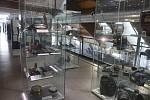 Letecké muzeum v Mladé Boleslavi během lockdownu.