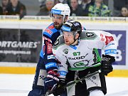 Mladá Boleslav nevyužila první mečbol, Chomutov na jejím ledě vyhrál jasně 5:1. A snížil na 2:1.