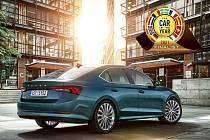 """Škoda Octavia byla nominována na cenu """"Auto roku 2021""""."""