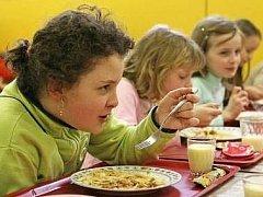 Do nové školní výdejny se vejde více dětí