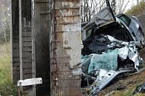 Tragická nehoda u Brodců.
