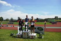 Martin Rejman doběhl třetí na pěti kilometrech