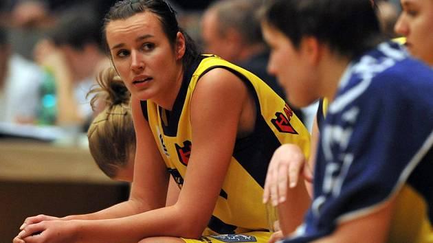 Ženská basketbalová liga: Slovanka Mladá Boleslav - ZVVZ USK Praha