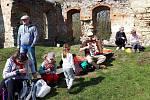 Turisté z Hradiště vyrazili na Zásadku