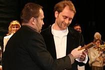 Režisér Pavel Khek si odnesl cenu za hru Miláček.