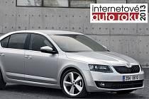 Škoda Octavia se stala Internetovým autem roku