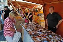 Farmářské trhy v Mladé Boleslavi.