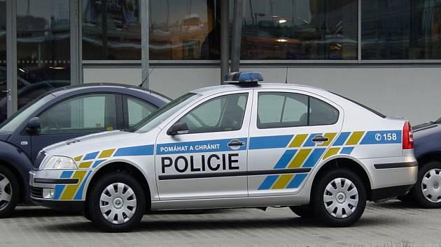 Takhle budou vypadat nová služební auta republikové policie.