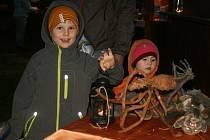 Dům dětí a mládeže připravil pro benátecké děti halloweenský program.