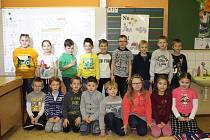 1. třída ZŠ Čachovice