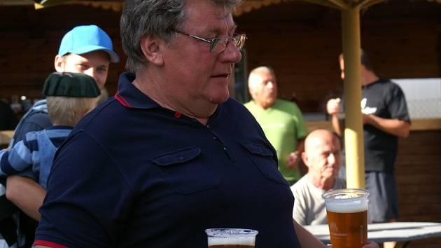 Pivobraní v Rejšicích 2012