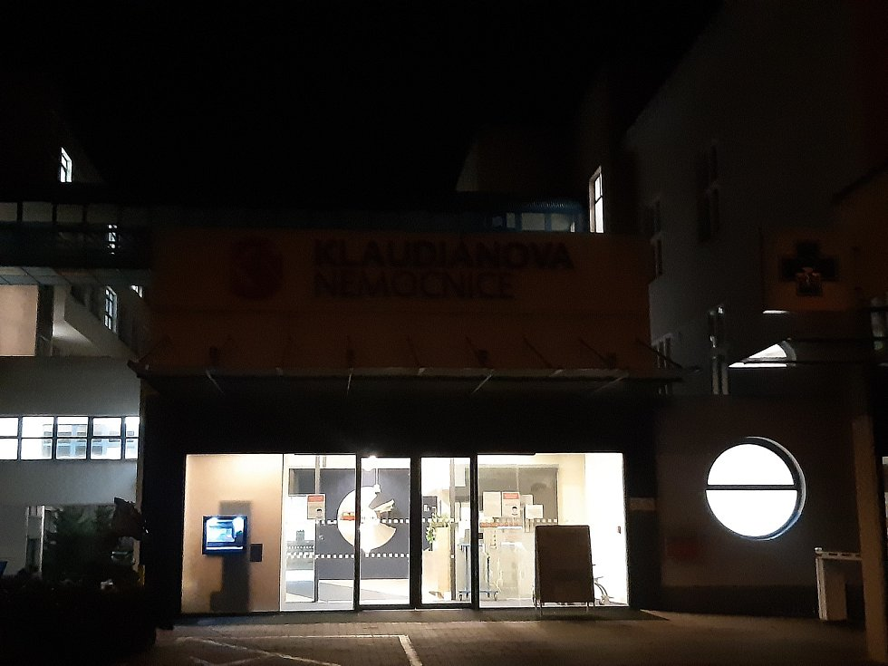 Klaudiánova nemocnice.