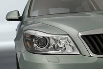Škoda Octavia prošla faceliftem a dostala tak nový emotivní design.