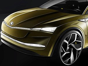 Škoda Vision E.