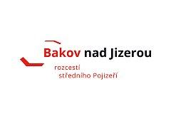 Grafik Lukáš Řípa a Vojtěch Dvořák vytvořili v rámci projektu identity Bakovska i speciální logo a grafický motiv.