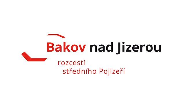 Grafik Lukáš Řípa vytvořil v rámci projektu identity Bakovska i speciální logo a grafický motiv.