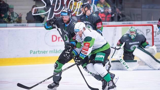 28. kolo hokejové Tipsport extraligy Energie Karlovy Vary - BK Mladá Boleslav 1:3