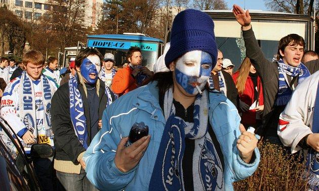 Fanoušci Komety Brno protestovali v sobotu 22. března 2008 před Zlatopramen Arenou Mladá Boleslav, protože nebyli v puštěni dovnitř na zápas mezi BK Mladá Boleslav a Kometou Brno.