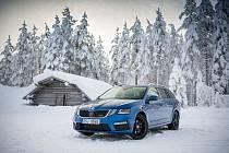 Modely kategorie SUV - KODIAQ a KAROQ - jsou i nadále důležitými motory růstu, bestsellerem značky zůstává ŠKODA OCTAVIA (na snímku).