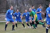 III. třída: Židněves - Dolnobousovský SK B