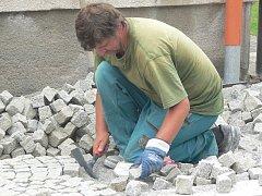 Opravy chovníků v Bakově