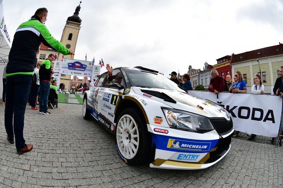 Rally Bohemia 2019