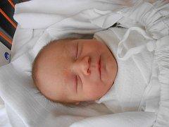 LINDA Kosinová se narodila mamince Lucii a tatínkovi Liborovi z Mladé Boleslavi 17. listopadu. Vážila 3,08 kilogramů a měřila 48 centimetrů.