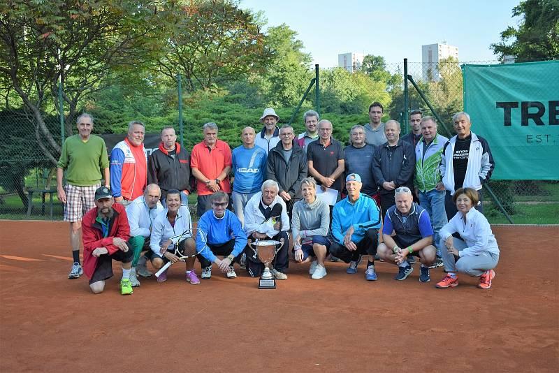 Z tenisového turnaje stoletých
