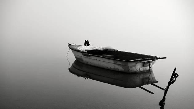 Ústřední fotografie výstavy Pocity - Nálady fotografa Radka Teope Drbohlava