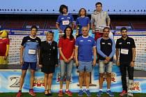 Tadeáš Motl skvěle reprezentoval na soutěži Odznak Všestrannosti olympijských vítězů